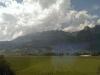 Die Berge kommen näher