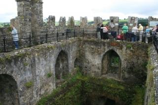 Schlange zum Blarney Stone