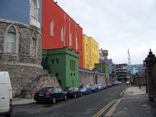 Dublin Castle von außen